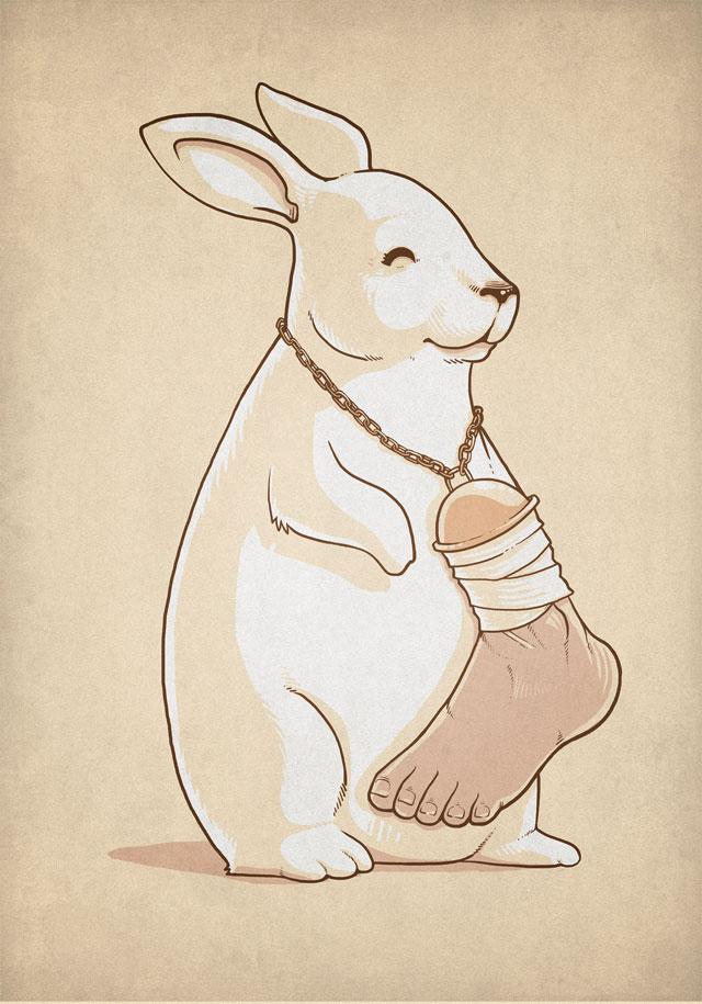 pata-de-conejo
