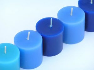velas-azules